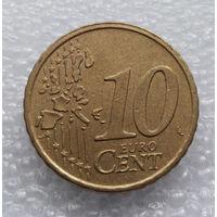 10 евроцентов 2002 Ирландия #02