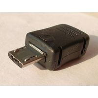 Разъем (штекер) micro USB, разборный
