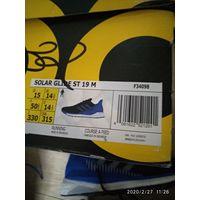 Кроссы adidas SOLAR GLIDE ST 19 M CBLACKGREFIVBLUE На богатыря 31 /4 стелька
