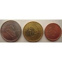 Ирак 25-50-100 динар 2004 г.