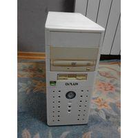 Системный блок  (AMD Sempron 3000+ 1.8 ГГц, ОЗУ 1 Гб, HDD- 60 Гб.)