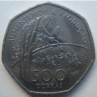 Сан-Томе и Принсипи 500 добр 1997 г. (d)