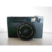 ЛОМОГРАФИЯ: фотоаппарат Вилия 1977 г.