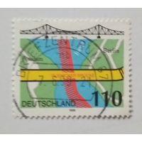Германия.1998.мост