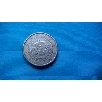 Словакия 10 евро центов 2009г. распродажа