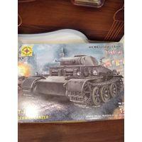 Сборная модель .Немецкий танк T-II-JСмотрите другие мои лоты