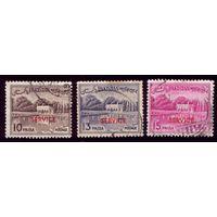 3 марки 1961 год Пакистан 88-89,103