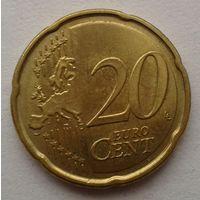 Эстония 20 сентов старт с 5000