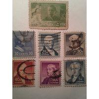 Лот марок