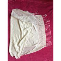 Палантин платок шаль Кашемир 70 см х 170 см