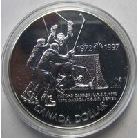Канада, доллар, 1997, серебро