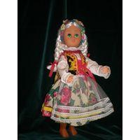 Винтажная кукла 40 см.