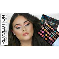 Палетка теней Makeup Revolution Creative Vol 1