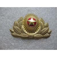 Кокарда служба безопасности президента Беларусь латунь: