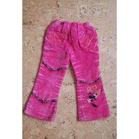 Утепленные штаны для дев. 3 -4 года.