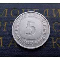 5 марок 1975 (F) Германия ФРГ #02