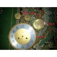 Детали от часов СССР циферблат и проч. Serkisof