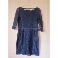 Платье Zara гипюровое