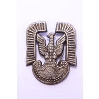 Кокарда ВВС Польши. Старый тип. Орел без короны.