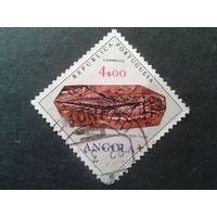 Ангола 1970, колония Португалии минерал