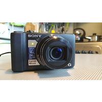Фотоаппарат Sony DSC-HX9V со стабилизацией и поддержкой Full-HD 50FPS видео в AVC + много аксессуаров!