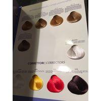 Каталог образцов краски для волос Brelil Colorianne Classic