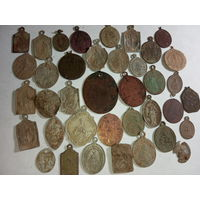 Иконки , образки и медальоны  более 30 шт + Бонус !!!