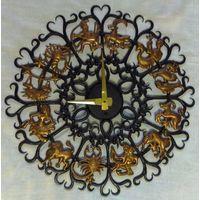 Часы настенные немецкие