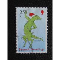 Бермудские острова 1998 г.