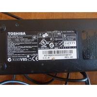 Блок питания зарядное для ноутбука  19v  6,32a Toshiba HP