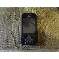 Боковой слайдер LG KS360.