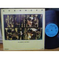 LP Averhoff - Solamente Con Amor (1987)