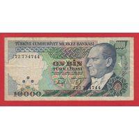 ТУРЦИЯ. 10.000 лир 1970г. 72734744  распродажа