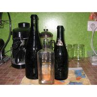 Бутылки ВОВ