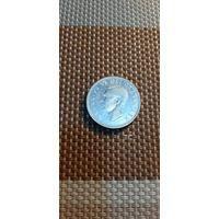 Канада 25 центов 1949