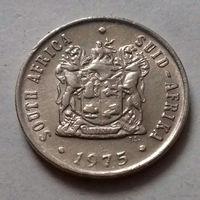 10 центов, ЮАР 1975 г.