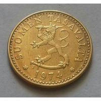 10 пенни, Финляндия 1974 г.