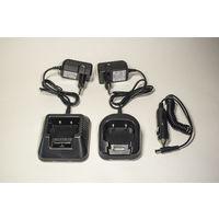 Зарядное устройство для рации Baofeng UV-5R, Baofeng UV-82 Стакан+блок