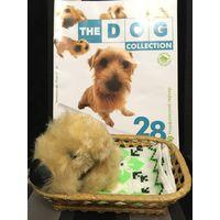 The dog collection (коллекционный щенок с журналом 28-й выпуск)
