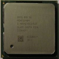 Intel Pentium 2.4MHz SL6PC Socket 478 (100585)