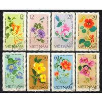 1980 Вьетнам. Цветы