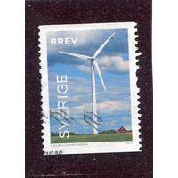 Швеция. Энергия ветра