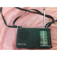 Радиоприемник Кварц РП-209