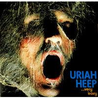 Uriah Heep - ...Very 'Eavy ...Very 'Umble (1970, Audio CD, ремастер 2003 года)