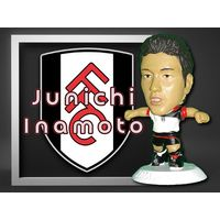 Junichi Inamoto FULHAM 5 см Фигурка футболиста MC1587