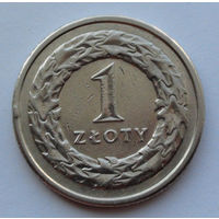 Польша 1 злотый. 1994
