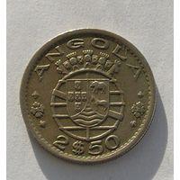 Порт. Ангола 2,5 Эск. 1968 (13)