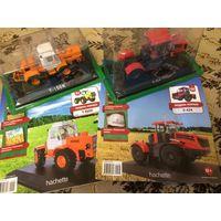 Тракторы -92 и 106. Т-150к и К-424.