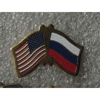 Российско-американская дружба. (На цанге)