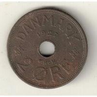Дания 2 эре 1927